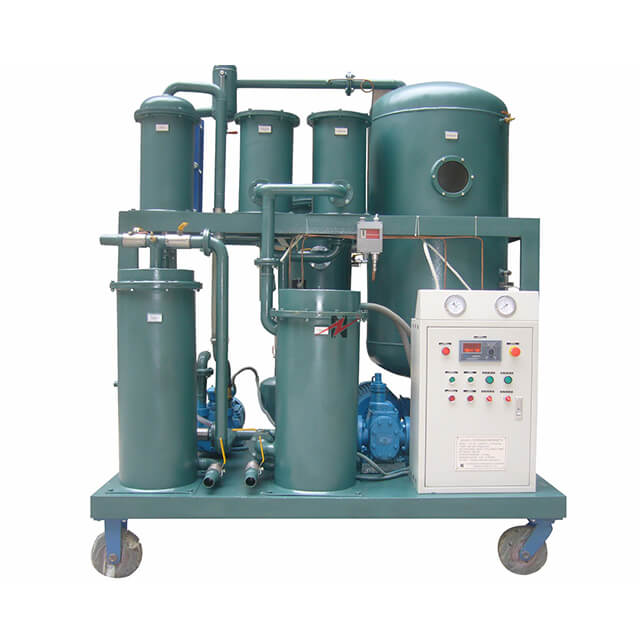 TYA-S High Vacuum Oil Dehydration System