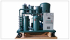 TYA-M Enclosed Mobile Type Vacuum Lube Oil Purification Plant