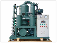 ZYD-I Double Stage High Vacuum Transformer Oil Regeneration Purifier