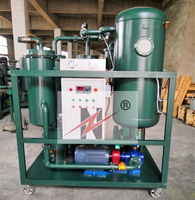 TY High Vacuum Turbine Oil Purifier