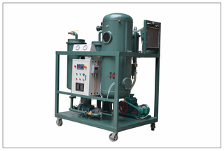 TY-W Enclosed Weather Proof Vacuum Turbine Oil Purifier