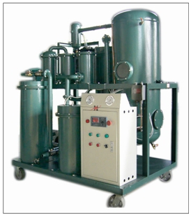 COP-B UCO/Bio-diesel Oil Pre-Treatment Filtration Machine