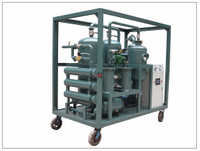 ZYD-I-H Double Stage Vacuum High Voltage Oil Regeneration Purifier