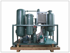 TYA-R Vacuum Lubricating Oil Regeneration Purifier Machine