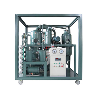 ZYD Transformer Oil Filtration Unit especially for 500KV Above