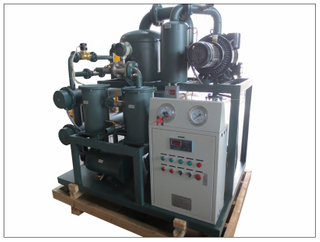 ZYD-I-M Enclosed Mobile Type Double Stage High Vacuum Transformer Oil Regeneration Purifier