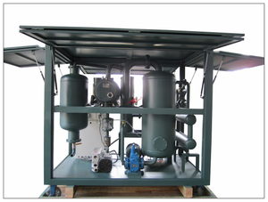 ZYD-W New Enclosed-Type Transformer Oil Filter Machine