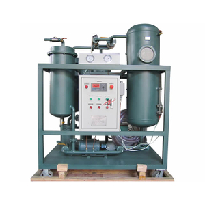 TY Vacuum Turbine Oil Purifier Machine
